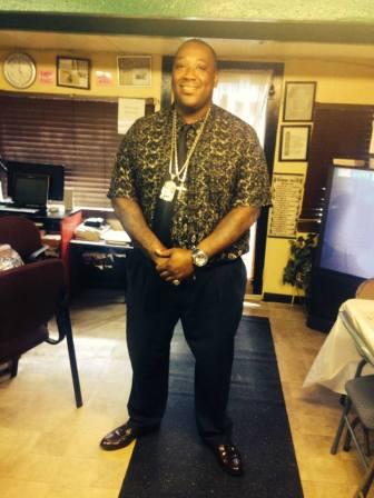 New Pastor C